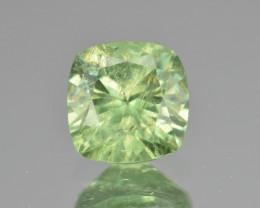 Natural Demantoid Garnet 2.27 Cts, Full Sparkle Faceted Gemstone