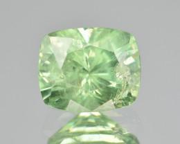 Natural Demantoid Garnet 2.52 Cts, Full Sparkle Faceted Gemstone