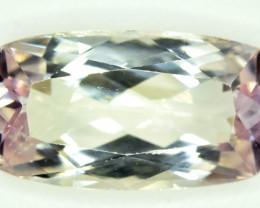 NR Auction 10.20 CT Natural Kunzite Gemstone