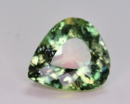 Superb Color 4.85 Ct Natural Green Apatite. ARA