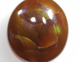 9.30 CTS FIRE AGATE FROM MEXICO [STS10A]
