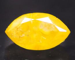 Diamond 0.85Ct Natural Fancy Yellow Color Diamond 19CF18