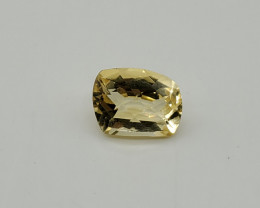 5.20 Cts Citrine Fancy Cut Loose Natural UnTreated F21