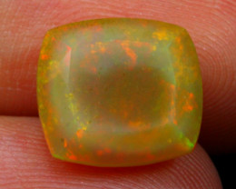 Welo Opal 3.28Ct Natural Multi Color Ethiopian Opal E2404