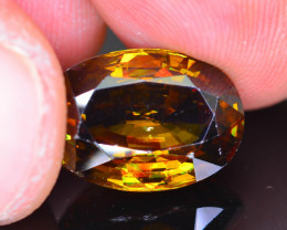 AAA Brilliance 7.75 ct Imperial Sphene Sku-44