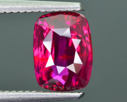 GIA Certified  AAA Grade 3.03 ct Unheated Red Ruby