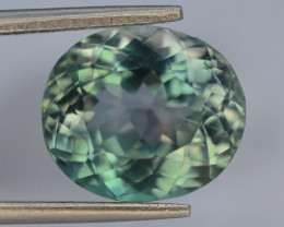 7.0 Ct Green Spodumene Gemstone From Afghanistan~ G AQ