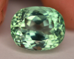 8.50 Ct Green Spodumene Gemstone From Afghanistan~ G AQ