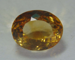 FLAWLESS SPARKLING NATURAL  CITRINE