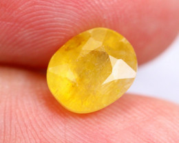 3.03cts Yellow Colour Sapphire / 15S359