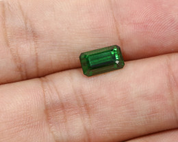 AAA Top Quality Lab Certified 2.53ct Tsavorite Garnet