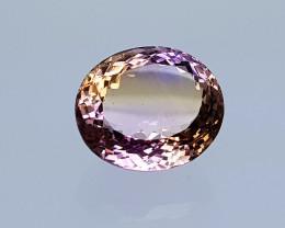 19 Crt Bolivian Ametrine  Natural Gemstones JI48