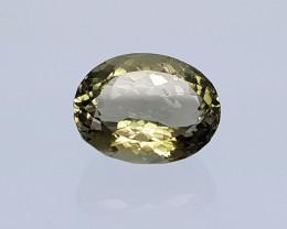 11.85 Crt Prasolite  Natural Gemstones JI48