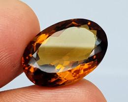 10 Crt Honey Quartz  Natural Gemstones JI48