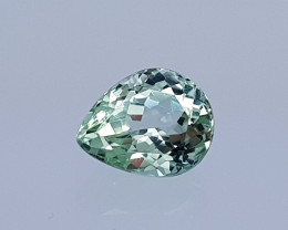 4.55 Crt Green Spodumene Natural Gemstones JI48