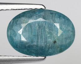 1.90 Ct World Rarest Grandidierite Top Luster Gemstone. GD 07