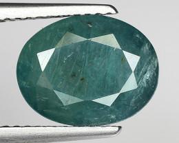 3.25 Ct World Rarest Grandidierite Top Luster Gemstone. GD 09