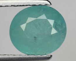 1.47 Ct World Rarest Grandidierite Top Luster Gemstone. GD 12