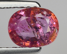 0.95 Ct Natural Ruby Unheated Mozambique Quality Gemstone. RB 41
