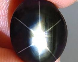 9.82 Carat Natural Thailand Star Sapphire - Gorgeous