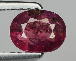 0.70 Ct Natural Ruby Unheated Mozambique Quality Gemstone. RB 44