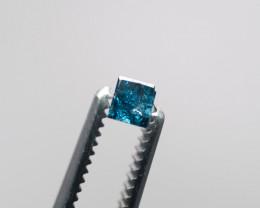 Natural Blue Diamond 0.26 ct LOT-354-1