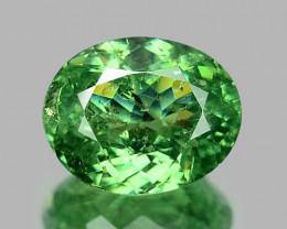 1.80 Cts Untreated Color Changing Natural Demantoid Garnet Gemstone