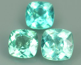 2.40 CTS MAGNIFICENT NATURAL RARE TOP QUALITY APATITE