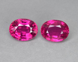 4.10 Cts Amazing Beautiful Color Natural Mozambique Rubellite