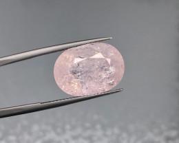 GIL- 12.86ct  Natural  Copper Bearing PINK Tourmaline Gems