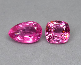 1.25 Cts Fabulous Beautiful Color Natural Burmese Pink Spinel