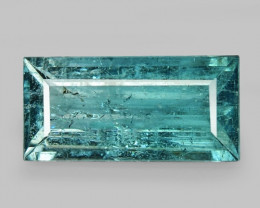 2.15 Cts Natural Rare Blue Indicolite Tourmaline Gemstone