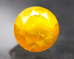 Diamond 0.55Ct Natural Fancy Yellow Color Diamond 21CF25