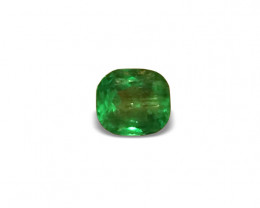 3,98ct Colombian Emerald Ref 31/76