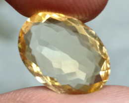 6.15 CT TOP QUALITY CITRINE Natural+Untreated Gemstone VA3015