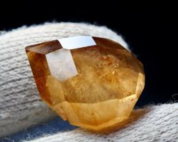 35.30 CT Natural & Unheated Orange Brown Topaz Gemstone