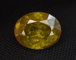 Rare 1.87 ct Sphalerite Great Dispersion