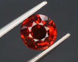 1.85 ct Natural Fanta Orange Color Spessartite Garnet