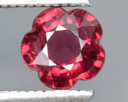 1.27 Cts Natural Cherry Red Garnet Awesome Color ~ Africa FG15