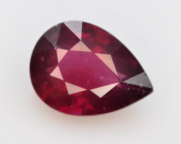 Purplish Pink 4.05 Ct Natural Mahenge Garnet ~ Tanzania
