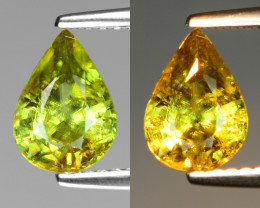 Mind Blowing Fire 1.40 Cts Chrome Sphene ~ SF58