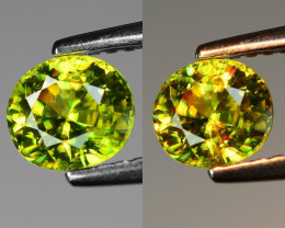 Mind Blowing Fire Chrome Sphene ~ SF66
