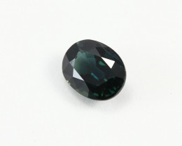 2.52ct Lab Certified Natrual Blue Sapphire
