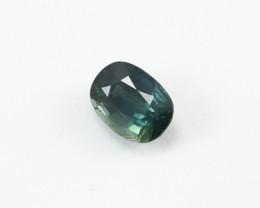 2.07ct Lab Certified Natrual Blue Sapphire