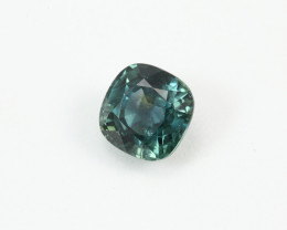 2.73ct Lab Certified Natrual Blue Sapphire