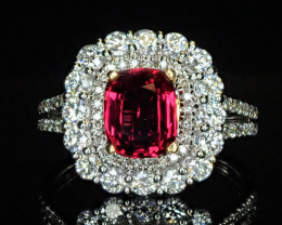 1.47ct Ruby Ring - Mozambique