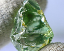 First Class Rare 34 ct Green (Prasiolite) Amethyst rough