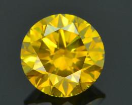 AAA Grade 1.11 ct Golden Diamond SKU-16 RRP $2500