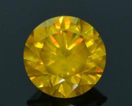 AAA Grade 1.49 ct Yellow Diamond SKU-16