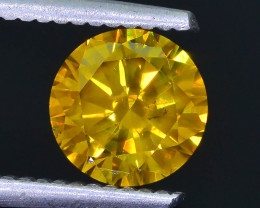 AAA Grade 1.51 ct Yellow Diamond SKU-16